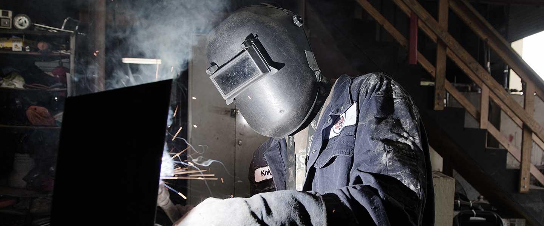 welding facilities